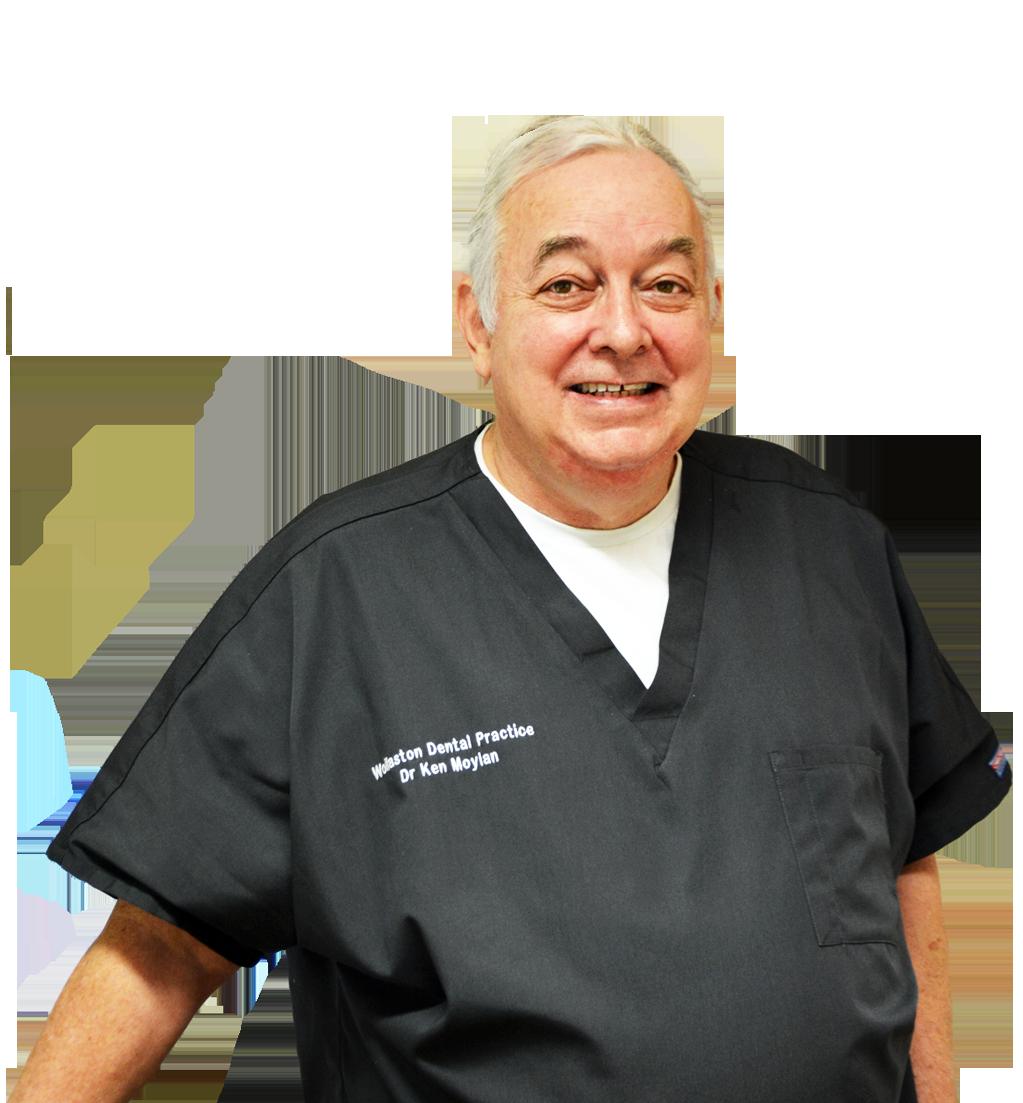 Dr ken Moylan - Wollaston Dental Practice